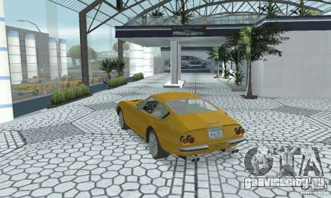 Ferrari 365 GTB4 1968 для GTA San Andreas вид слева
