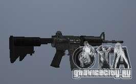 M4 для GTA San Andreas второй скриншот