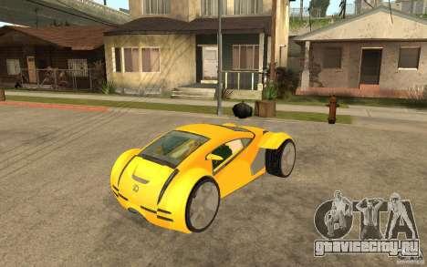 Lexus Concept 2045 для GTA San Andreas