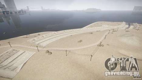 Wind Farm Island - California IV для GTA 4 пятый скриншот