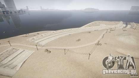 Wind Farm Island - California IV для GTA 4 пятый скриншот