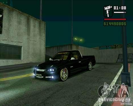VW Saveiro G4 1.8 для GTA San Andreas