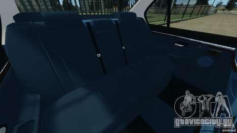 BMW 750iL E38 1998 для GTA 4 вид сбоку