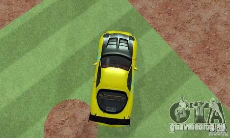 Mazda Rx7 для GTA San Andreas вид сзади слева