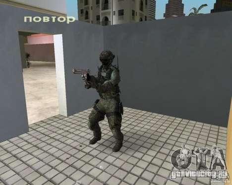 Фрост из CoD MW3 для GTA Vice City