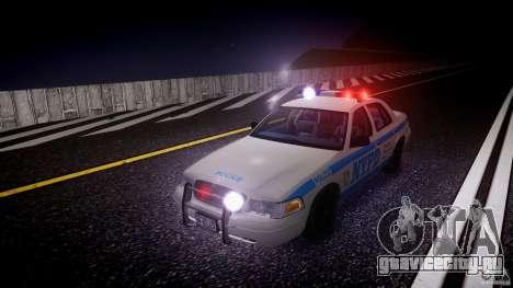 Ford Crown Victoria 2003 Noose v2.1 для GTA 4 салон
