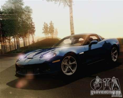 Optix ENBSeries Anamorphic Flare Edition для GTA San Andreas шестой скриншот