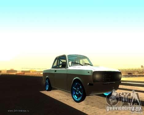 Газ Волга 2410 Drift Edition для GTA San Andreas