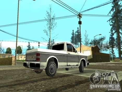 ENBSeries by GaTa для GTA San Andreas четвёртый скриншот