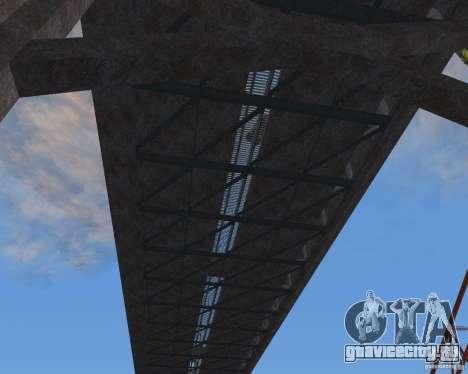 Новые текстуры трёх мостов в SF для GTA San Andreas четвёртый скриншот