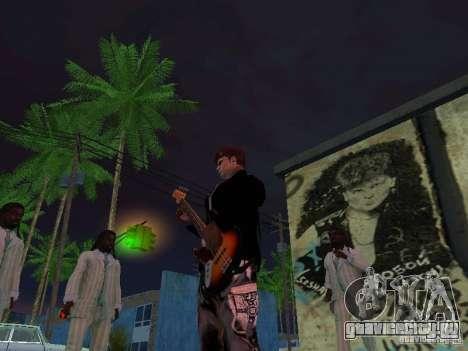 Стена памяти Юрия Хоя для GTA San Andreas четвёртый скриншот
