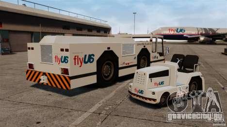 FlyUS Tugs Pack для GTA 4 вид справа