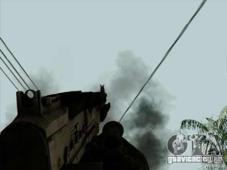 M240B для GTA San Andreas пятый скриншот
