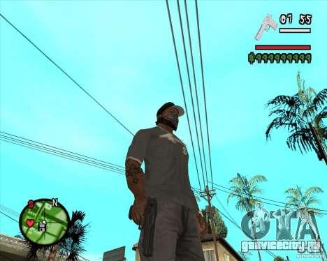 Desert Eagle HD для GTA San Andreas второй скриншот