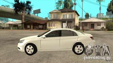 Chevrolet Epica 2008 для GTA San Andreas вид слева