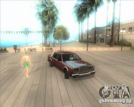 Мои настройки ENBSeries HD для GTA San Andreas