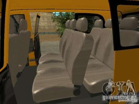 Mercedes-Benz Vito 2003 для GTA San Andreas вид справа