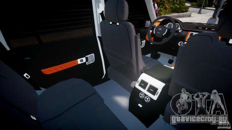 Range Rover Supercharged 2009 v2.0 для GTA 4 вид снизу
