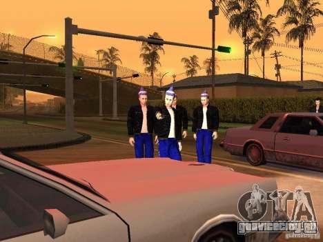Скины гопников для GTA San Andreas третий скриншот