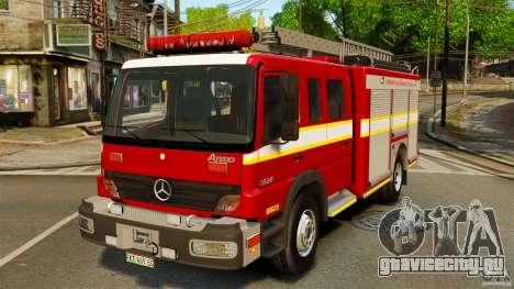 Mercedes-Benz Atego NMBMM [ELS] для GTA 4