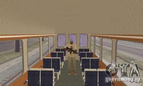 Вагон 21-31 CFR для GTA San Andreas