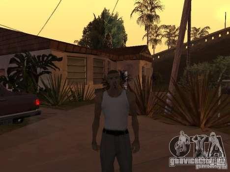 Varrio Los Aztecas для GTA San Andreas
