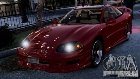 Dodge Stealth Turbo RT 1996 для GTA 4