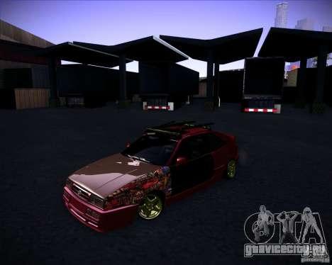Volkswagen Corrado Rathella для GTA San Andreas