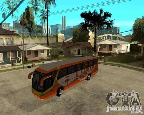Городской Экспресс Malaysian Bus для GTA San Andreas