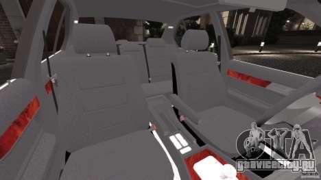 BMW E34 V8 540i для GTA 4 вид изнутри