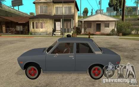 Datsun 510 JDM Style для GTA San Andreas вид слева