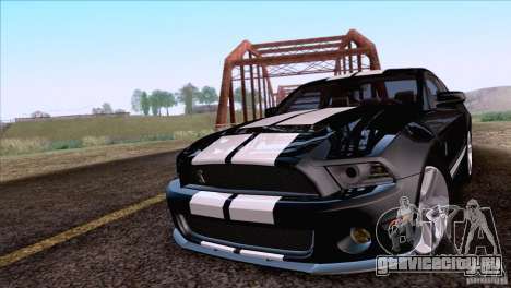 SA_nGine v1.0 для GTA San Andreas пятый скриншот