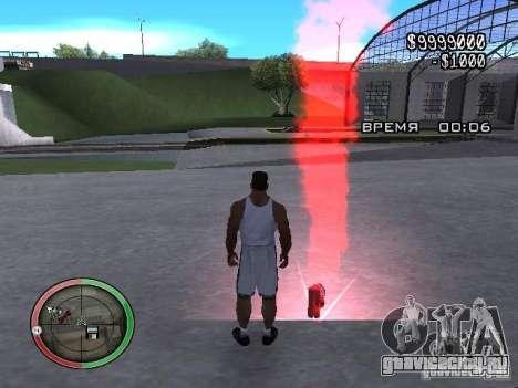 Динамит MOD для GTA San Andreas второй скриншот