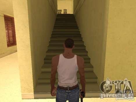 Вход в больницу Лос Сантоса для GTA San Andreas девятый скриншот