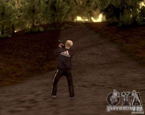 SkinPack for GTA SA для GTA San Andreas десятый скриншот