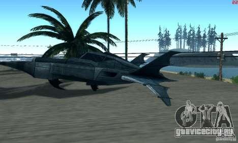 BatWing для GTA San Andreas