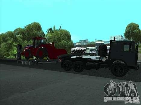 Полуприцеп Artict3 для GTA San Andreas