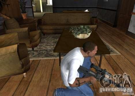 СВУ для GTA San Andreas третий скриншот