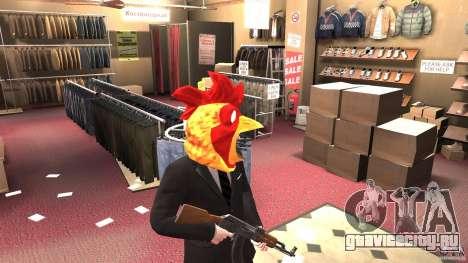 CluckingBell Hat для GTA 4 второй скриншот