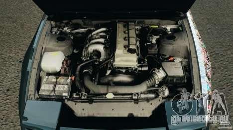 Nissan 240SX JDM для GTA 4 салон