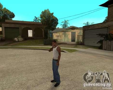 Nokia N97 для GTA San Andreas второй скриншот