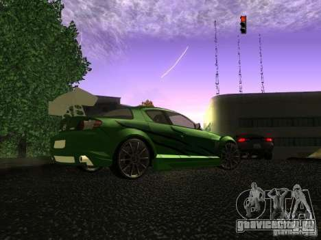ENBSeries by Mick Rosin для GTA San Andreas