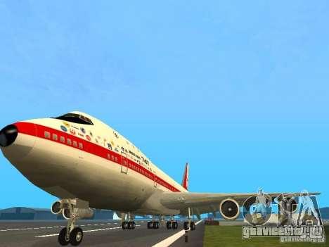 Boeing 747-100 для GTA San Andreas