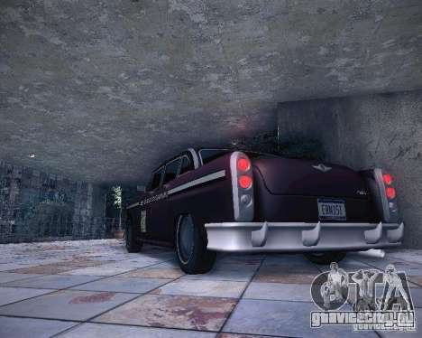 Diablo Cabbie HD для GTA San Andreas двигатель
