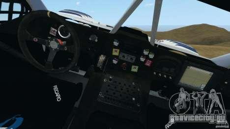 Chevrolet Silverado CK-1500 Stock Baja [EPM] для GTA 4 вид сзади