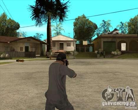 АКС-74М с ГП-25 для GTA San Andreas третий скриншот