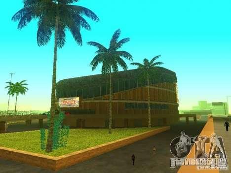 Новое здание LV для GTA San Andreas третий скриншот