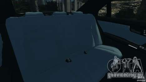 Mercedes-Benz S65 AMG 2012 v1.0 для GTA 4 вид сверху