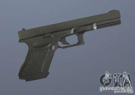 Glock 17 для GTA Vice City третий скриншот