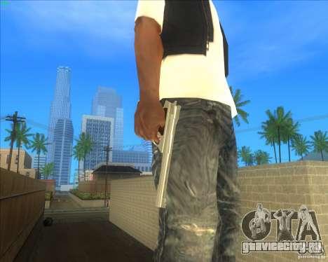 .44 Automag from TBOGT для GTA San Andreas второй скриншот